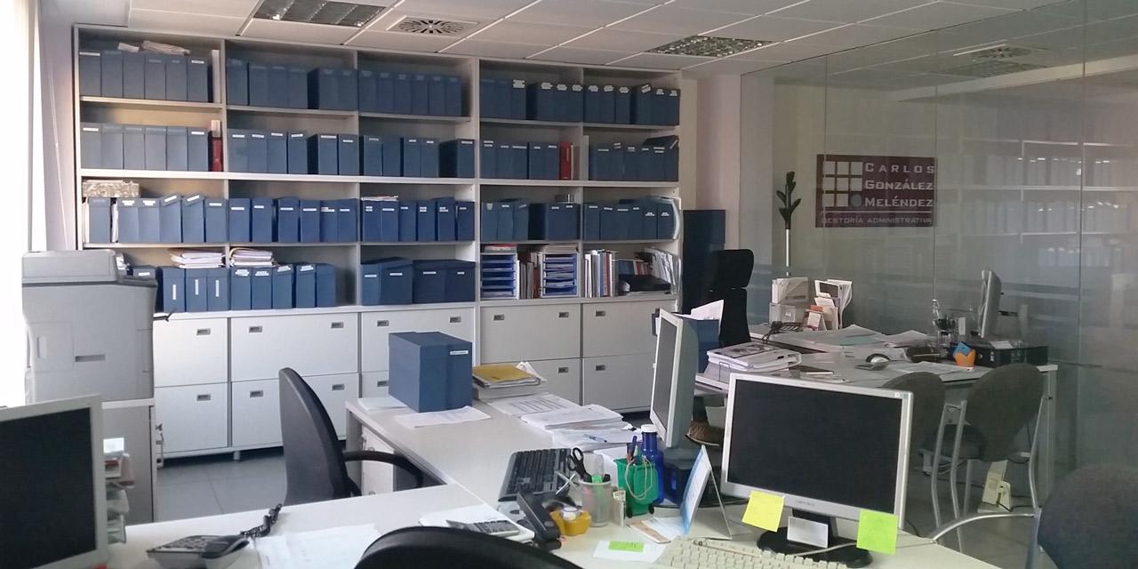 CGMGES - Foto de las oficicinas de la Gestoría Asesoría en Badajoz - Gestoría Administrativa, Asesoría Laboral, Asesoría Fiscal, Asesoría Contable